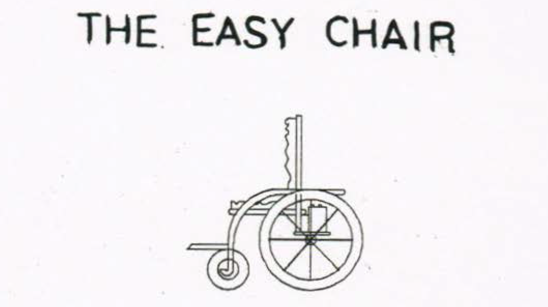 The Easy Chair: A Microprocessor-Controlled Wheelchair for Children With Muscular Disorders
