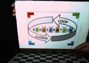 A General Approach for Closed-Loop Registration in AR