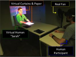 Improving Social Presence with a Virtual Human via Multimodal Physical–Virtual Interactivity in AR