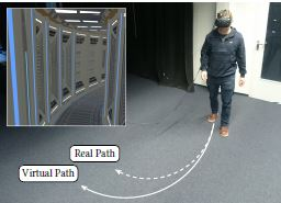 In the Blink of an Eye – Leveraging Blink-Induced Suppression for Imperceptible Position andOrientation Redirection in Virtual Reality