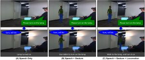 Does a Digital Assistant Need a Body? The Influence of Visual Embodiment and Social Behavior on the Perception of Intelligent Virtual Agents in AR