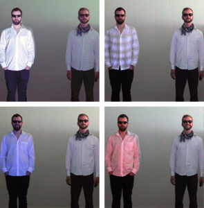 [POSTER] A Pilot Study of Altering Depth Perception with Projection-Based Illusions