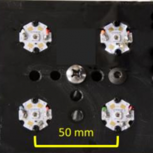 Implementation and Evaluation of a 50kHz, 28μs Motion-to-Pose Latency Head Tracking Instrument