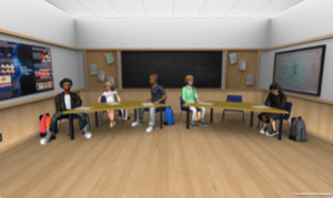 Using Virtual Rehearsal in a Simulator to Impact the Performance of Science Teachers