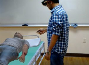 Augmented Reality in Nurse Practitioner Education: Using a Triage Scenario to Pilot Technology Usability and Effectiveness