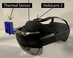 Augmenting Human Perception: Mediation of Extrasensory Signals in Head-Worn Augmented Reality