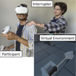 Diegetic Representations for Seamless Cross-Reality Interruptions